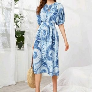 New Tye Dye Dress